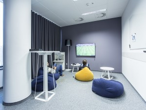 Pokój relaksacyjny (chillout room)
