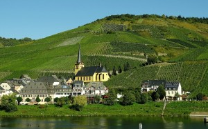 mosel harbour