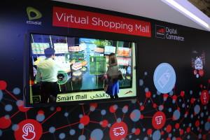 Wirtualne centrum handlowe. Fot. MWC'16