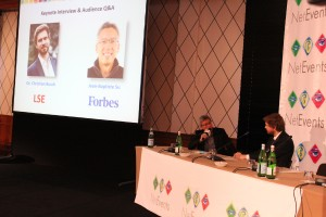 Keynote Interview & Audience Q&A with Dr. Christian Busch & Jean-Baptiste Su 4