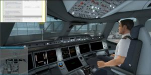 virtual kokpit