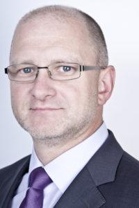 Mariusz Rzepka, dyrektor firmy Fortinet na Polskę, Ukrainę i Białoruś