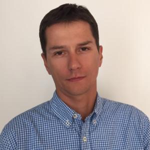Wojciech Janusz, inżynier systemowy Dell EMC