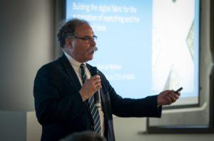Tod Sizer, szef Mobile Radio Lab w Nokia Bell Labs